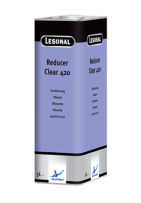 Lesonal Reducer Clear 420 1Liter
