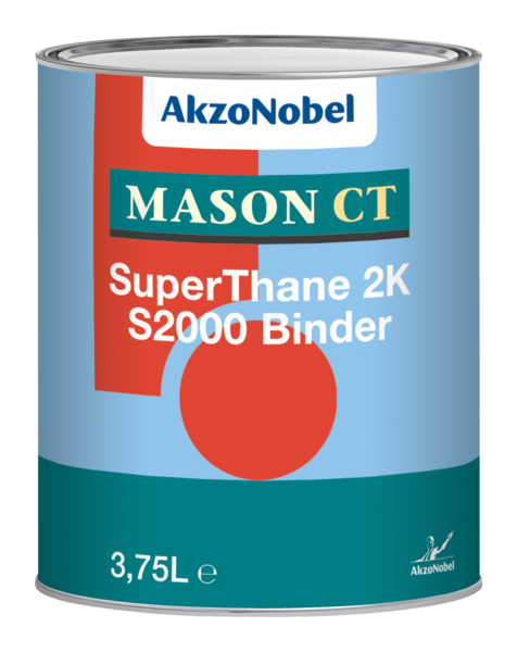 Mason CT SuperThane 2K S2000 Binder (3,75L)