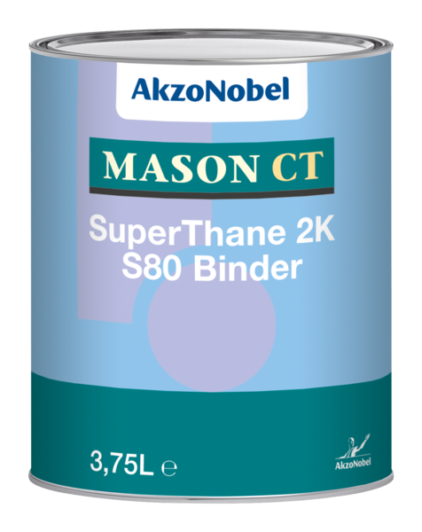 Mason CT SuperThane 2K S80 Binder (3,75L)