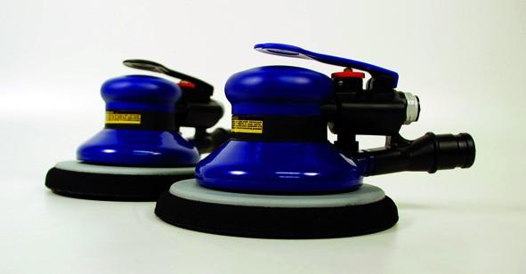 Finixa Einhand Druckluftexzenter Standard