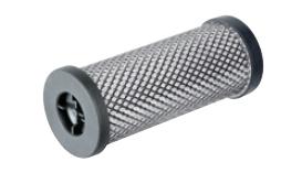 Aktivkohlepatrone für SATA filter 100 prep