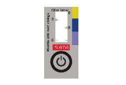 SATA filter timer