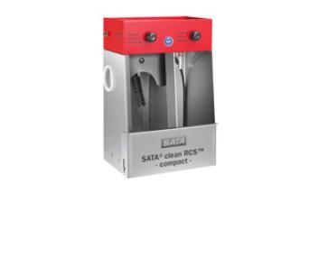 SATA® clean RCS compact