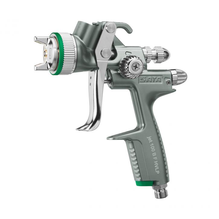 SATAjet 100 B F HVLP Füllerpistole mit 0,6l Fließbecher (ohne Drehgelenk)