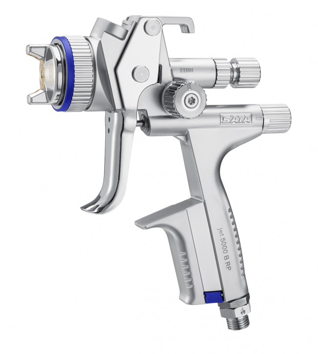 SATAjet 5000 B RP Standard mit Drehgelenk und RPS Einwegbecher