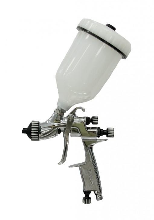 Finixa SPG900 Lackierpistole glänzend Basislack Düse 1,3mm
