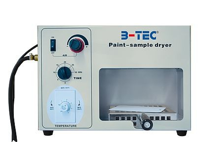 B-tec ST-01 Spritzmuster-Trockner
