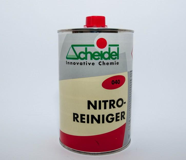Scheidel Nitroreiniger 1,0 Liter
