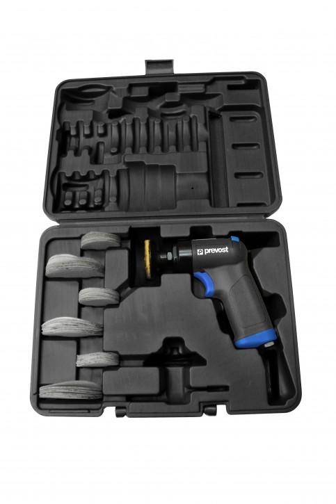 Prevost Pistolen-Schwingschleifer 50 und 75mm im Koffer