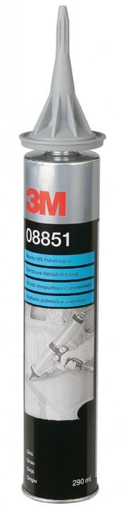 3M 08851 Spritzbare Nahtabdichtung / MS, grau 290ml
