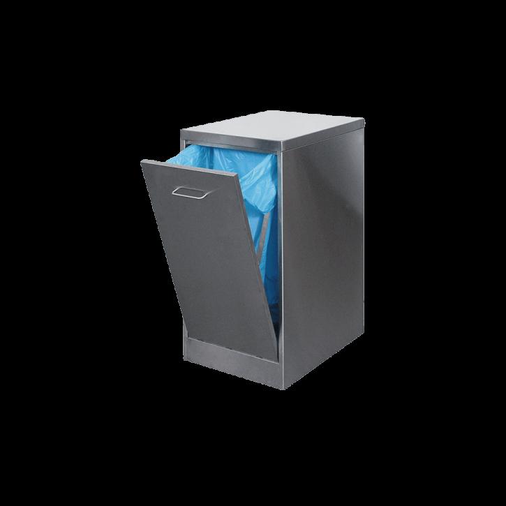 Hamach Waste Bin Abfallbehälter 250L