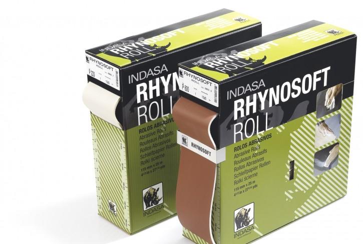Indasa Rhynosoft Rolle (115mm x 25m)