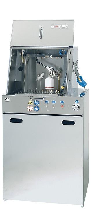 B-TEC ud-800 Waschgerät