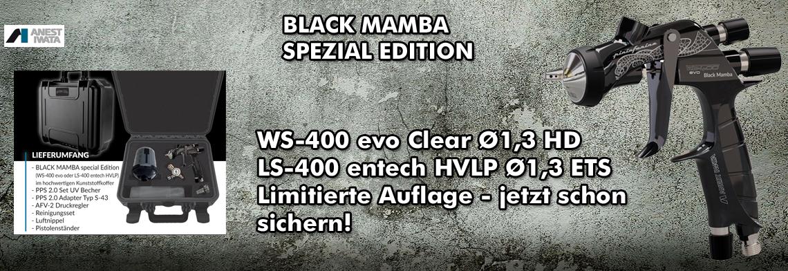 Anest Iwata Black Mamba