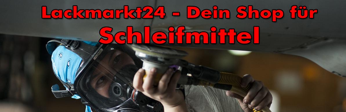Lackmarkt24.de - Dein Shop für Schleifmittel