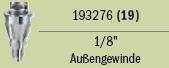 SATA RPS Adapter 193276 für IWATA