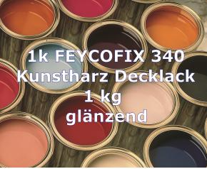 1k Kunstharz 340 FEYCOFIX -1kg- GLANZ