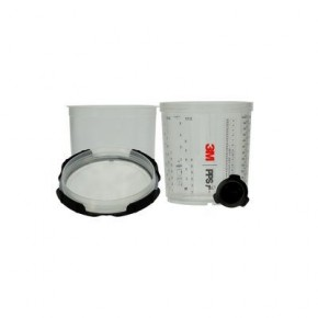 3M™ PPS™ Series 2.0 Standard Kit, 650ml, 125µm