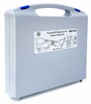 Orbi-Tech Kunststoff-Reparatur-Set mit dem elektrischem Schweißkolben T-80