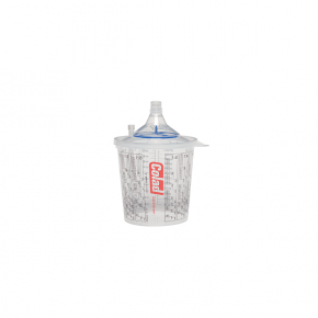 Colad Snap Lid System 130Mikron 700ml (50 Deckel inkl. Becher)